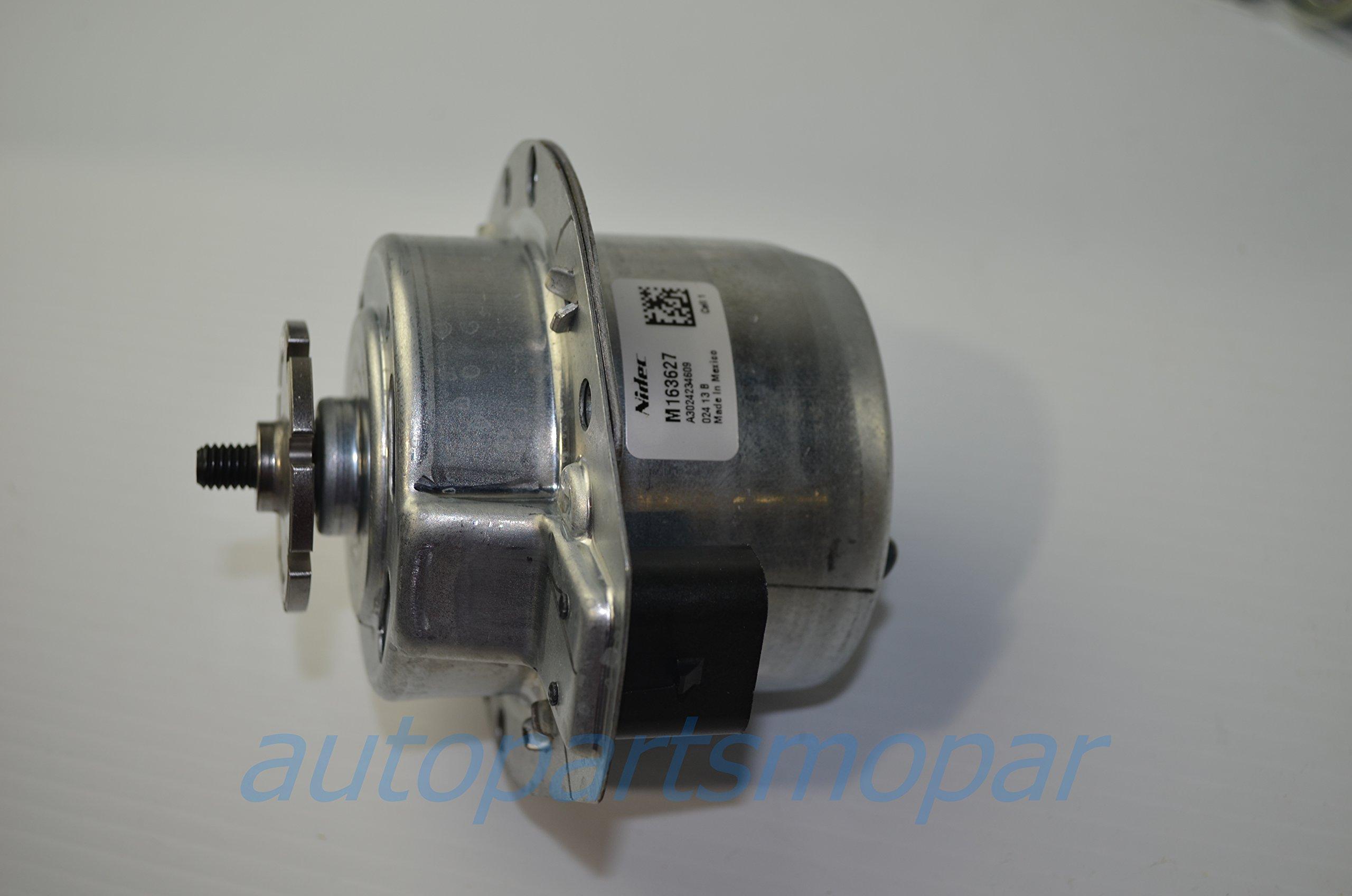 Genuine Chrysler 68031873AA Radiator Fan Motor