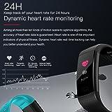 feifuns Fitness Tracker, Activity Tracker Heart