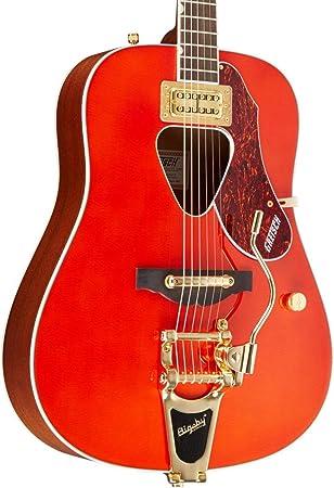 G5034TFT RancherTM Guitarra acústica Savannah Sunset: Amazon.es ...