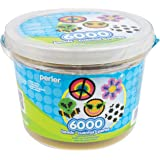 Perler Beads 6,000 Count Bucket-Multi Mix (2 Pack)