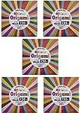 40 Color Origami - 120 Sheets (5set)