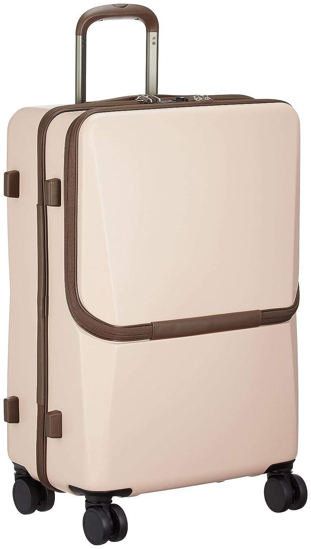 [エースジーン] スーツケース BCリンクワンTR フロントポケット 15inchPC対応 67L 61cm 4.6kg 06262 B0763HZZ5F ベージュ ベージュ