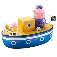 "Peppa Pig 05060 ""Grandpa Pig's Bath Time Boat"