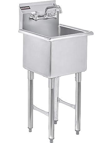 Amazon.com: Commercial Sinks - Restaurant Appliances ...