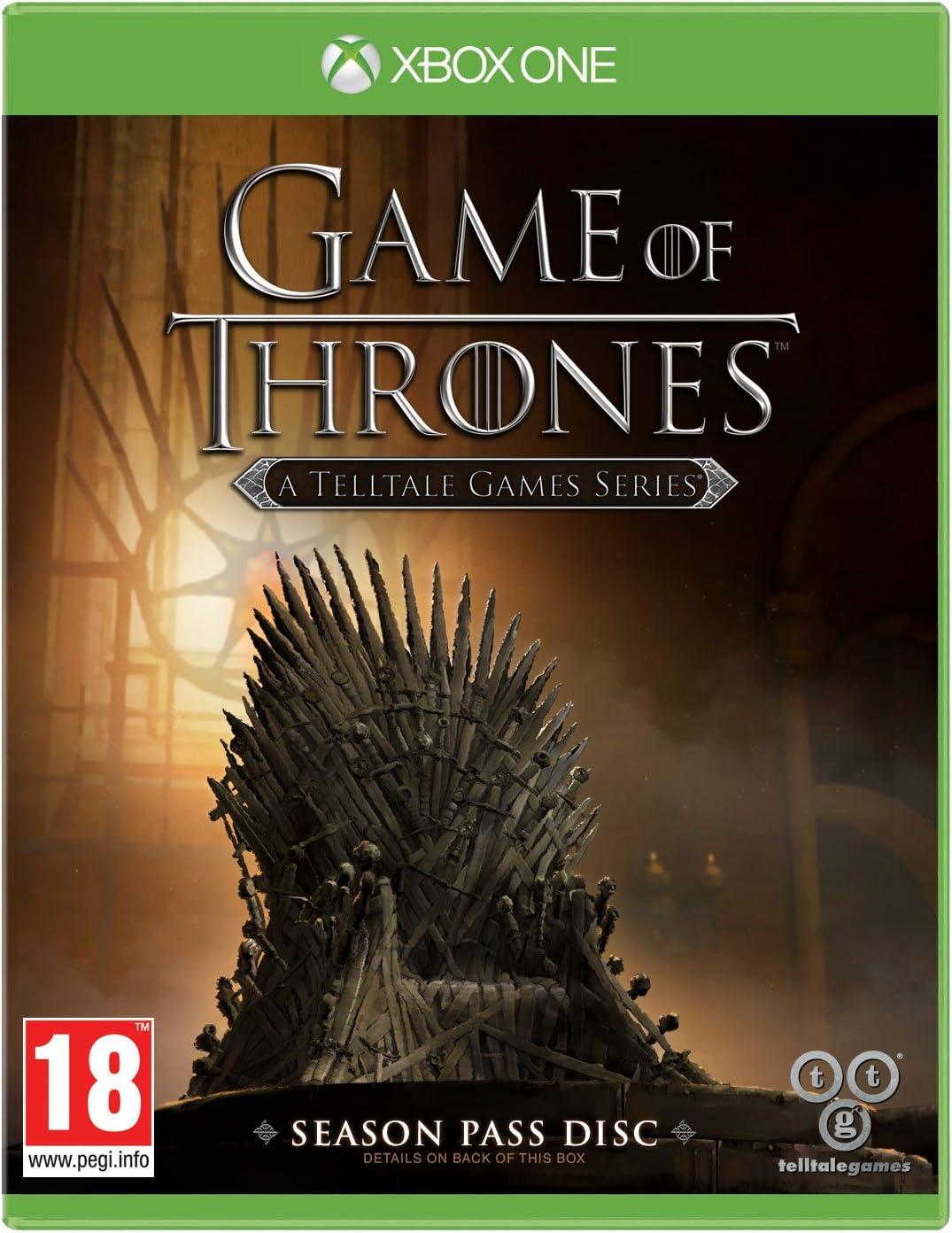 Game Of Thrones - A Telltale Games Series: Season Pass Disc ...