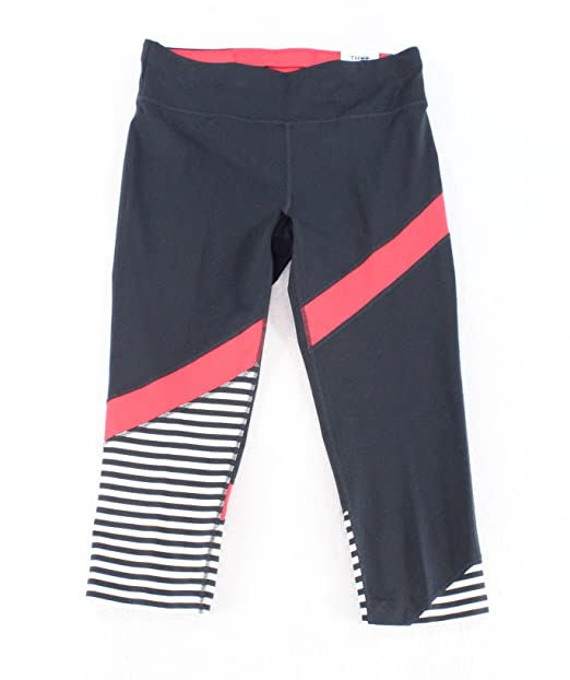 cde19c89892bd Image Unavailable. Image not available for. Color: Tommy Hilfiger $59 Womens  New 1004 Black Active Wear ...