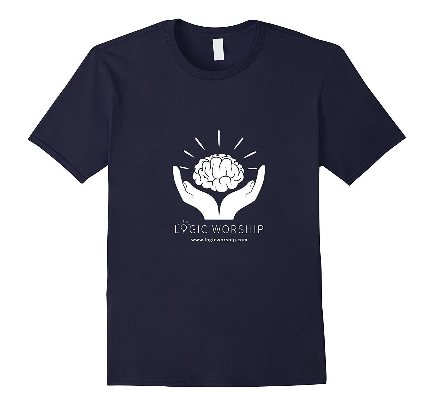 Logic Worship Brand Launch Alpha T-Shirt Relaxed Fit-TH
