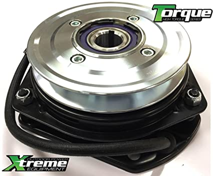 Xtreme Outdoor Power Equipment X0663 Replaces John Deere Electric PTO Clutch TCA15800 Ztrak 757 w/