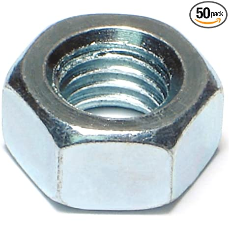 Hard-to-Find Fastener 014973261894 Grade 8 Fine Hex Nuts Piece-10 5//8-18