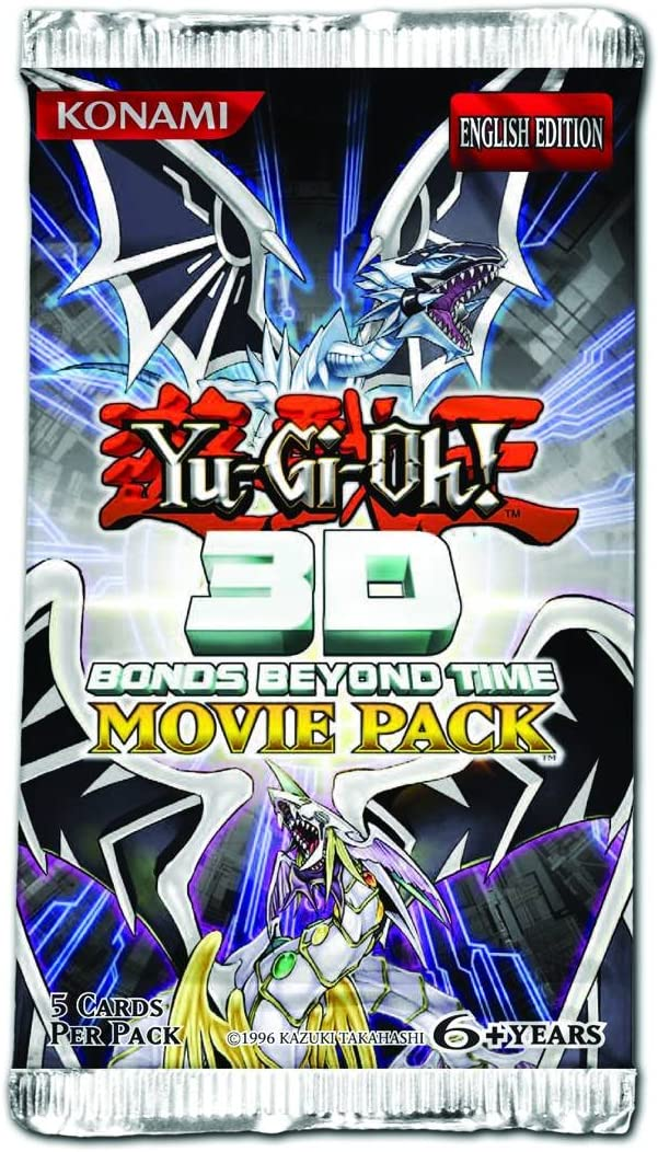 1608372510 YuGiOh Movie Bonds Beyond Time Booster Box 20 Packs 71LUK0arPpL.SL1250_