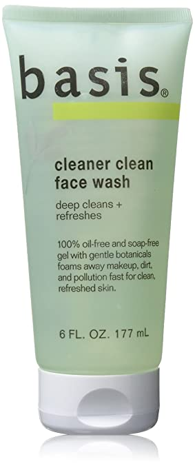 2 Pack - Basis Face Wash Cleaner Clean 6 oz Each Skinovage PX Intensifier Couperose Cream 1.7oz