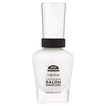 Sally Hansen Complete Salon Manicure Nail Polish Nude Shades 147 Ml Bleach Babe