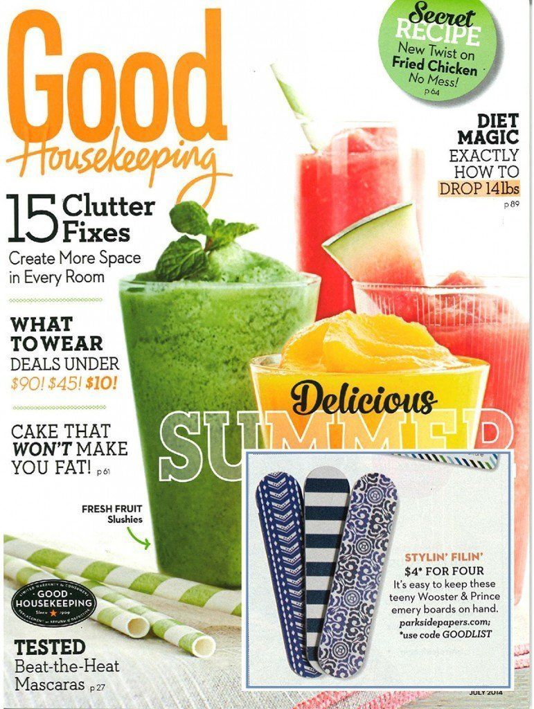 Download Good Housekeeping Magazine July 2014 - Drop 14 Pounds Diet - Summer Recipes ebook
