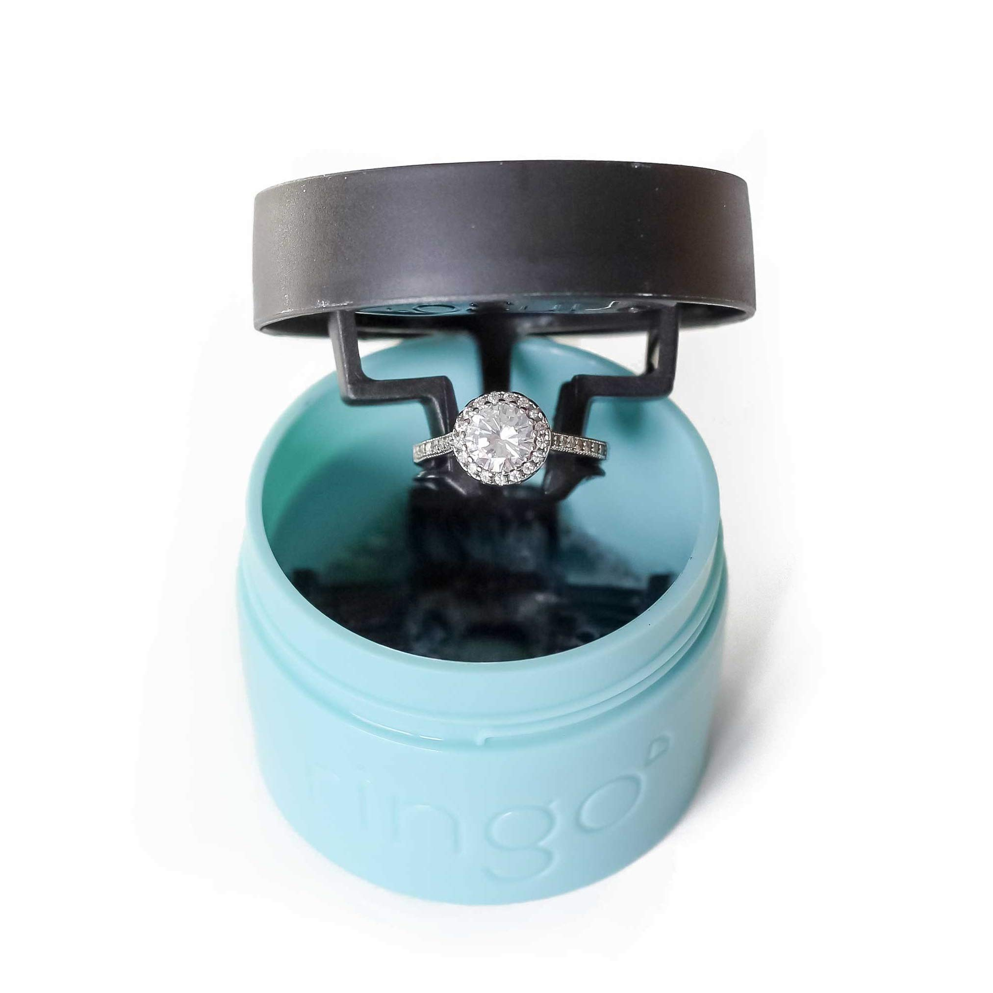 ringo :: On-The-Go Ring Cleaner (Blue)