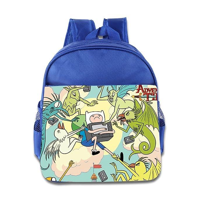 Toddler Kids niños de dibujos de Hora de aventuras mochila escolar escuela bolsas: Amazon.es: Libros