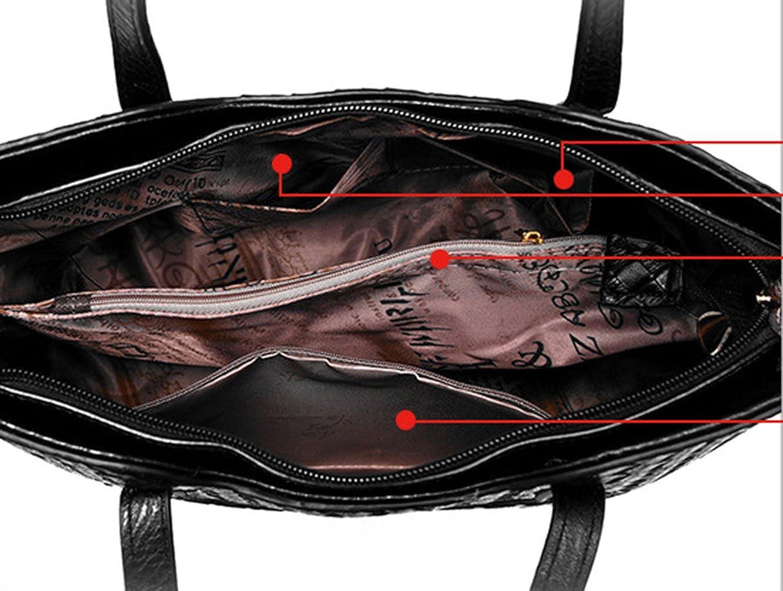 Alidear Moda Mujeres Bag Bolsos bandolera Mutil Function Bag Crossbody Bag Tote Carteras de mano Pu Azul Profundo: Amazon.es: Zapatos y complementos
