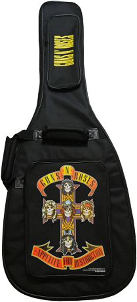 Perris BGGNR1 Guns N Roses funda para guitarra: Amazon.es ...