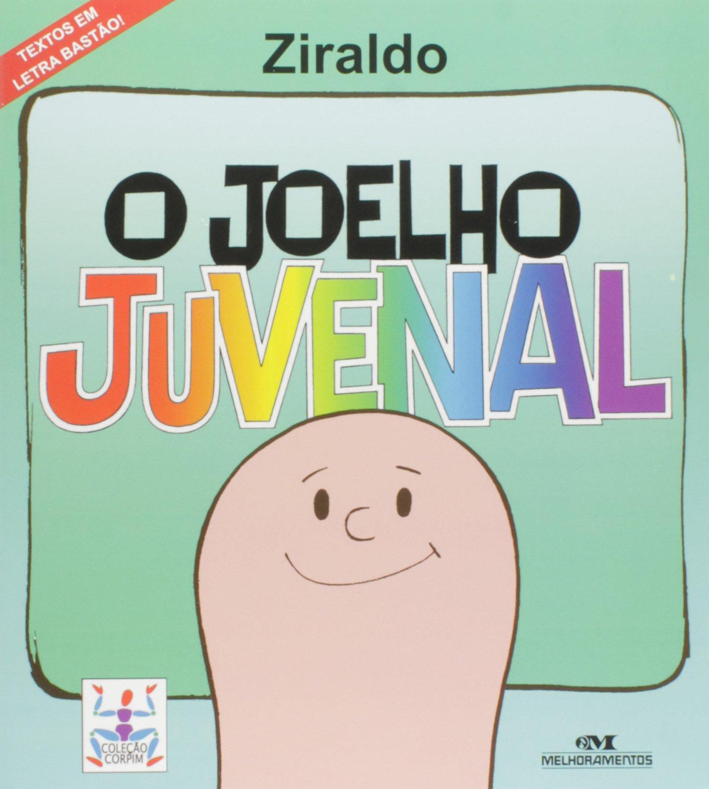O Joelho Juvenal - 9788506055694 - Livros na Amazon Brasil