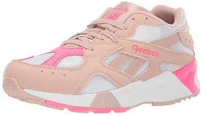 72eb26d4 Amazon.com | Reebok Unisex Aztrek Double X GIGI Hadid | Fashion Sneakers