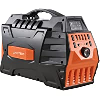 Jastek 80,000mAh Portable Battery Pack for Camping and Indoors (Black)