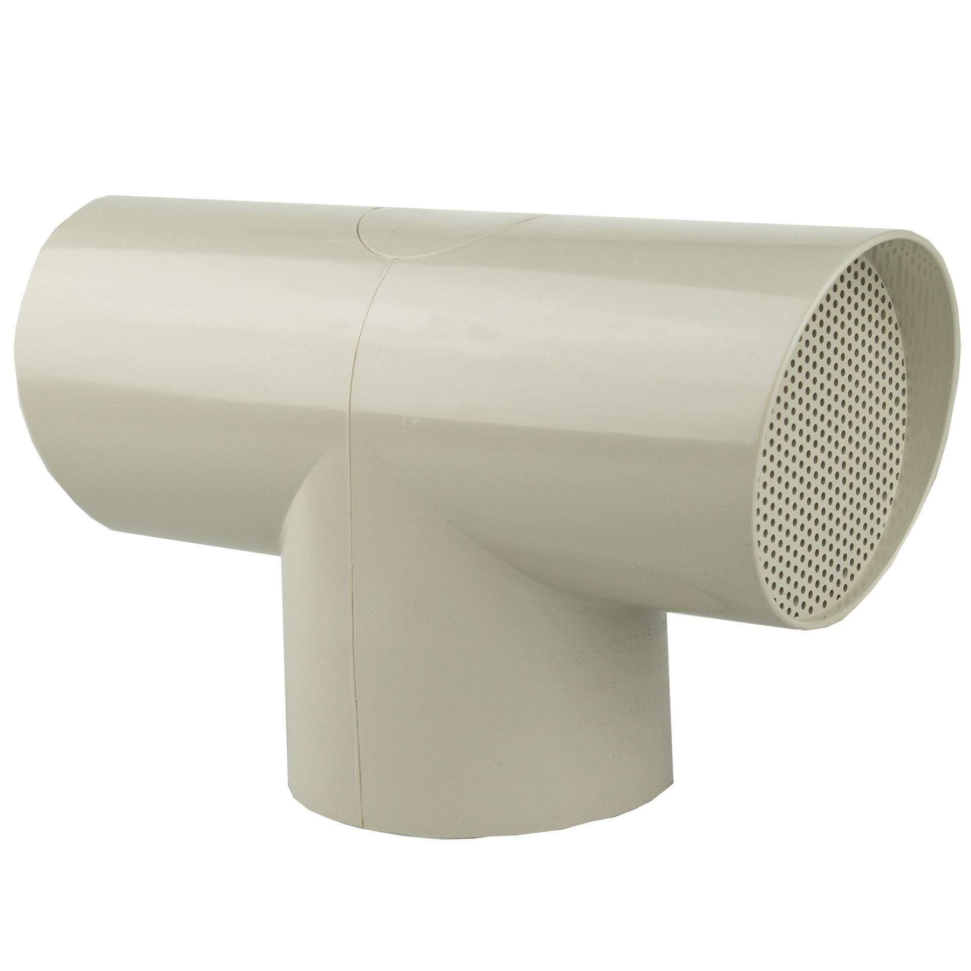 WLV-4 Disposable Residential Vent Odor Filter (4'')
