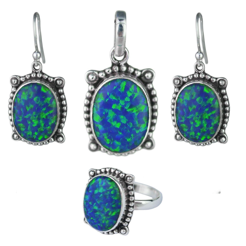 DESI HAWKER Silver Oxidized Earring Bali Jhumki Jhumka Jewelry Bollywood Long Drop Dangle Tiny Chandelier Lotus NI-71