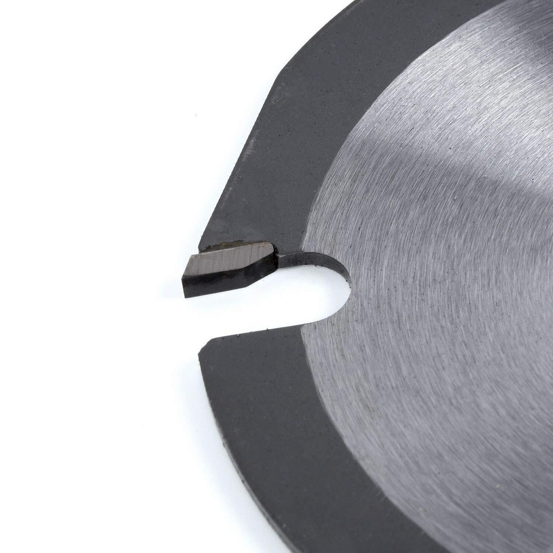 Disco Pro para cortar madera sobre un molinillo de 125 mm de di/ámetro.