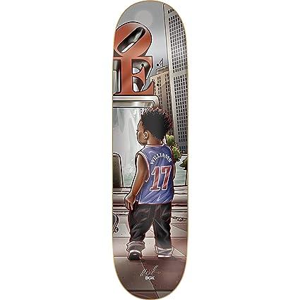 DGK Skateboards Stevie Williams Lil Deck