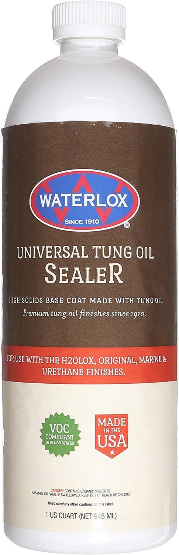 Waterlox Universal Tung Oil Sealer, 1 Quart