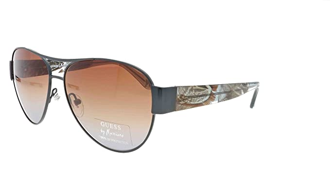 GUESS by MARCIANO Ladies Designer Sunglasses   FREE Case GM 631 BL ... f183a2055bb83