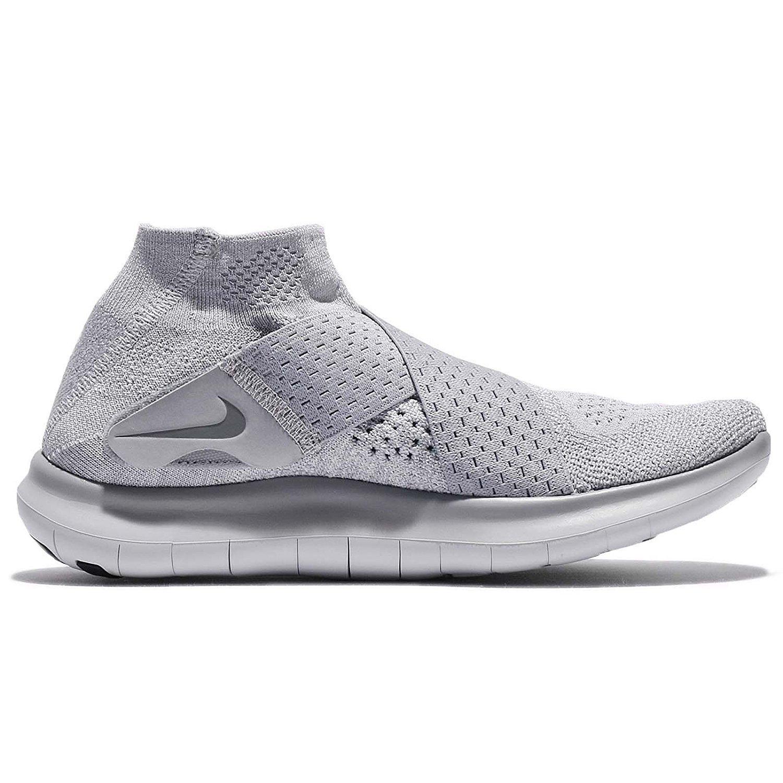 NIKE Women's Free RN Motion B0763QNFV3 FK 2017 Running Shoe B0763QNFV3 Motion 8 B(M) US|Wolf Grey/Cool Grey 6bc11a
