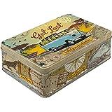 Caja Metalica Bote Vintage Retro para Preservativos Diseño Paris ...