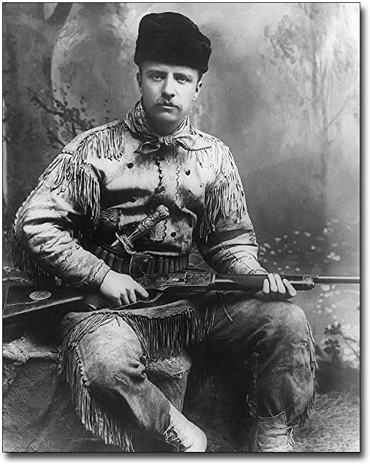 Theodore Roosevelt 8x10 Photo Print Yosemite TR Teddy President Rough Rider