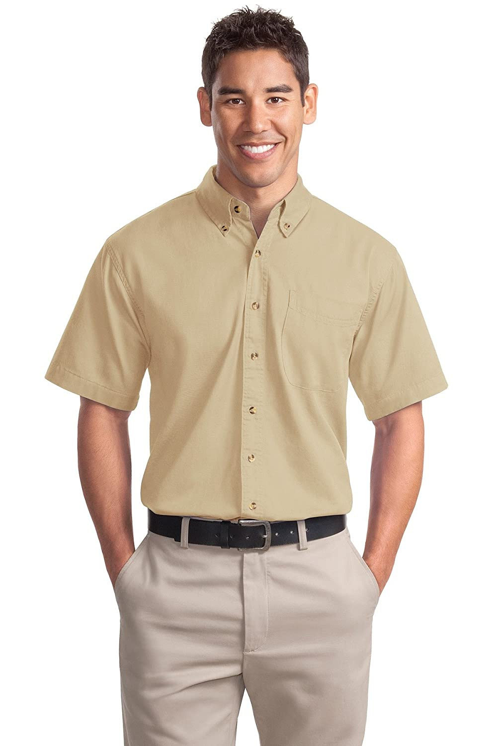 Asquith - Fox Men's Classic Fit Contrast Polo Shirt