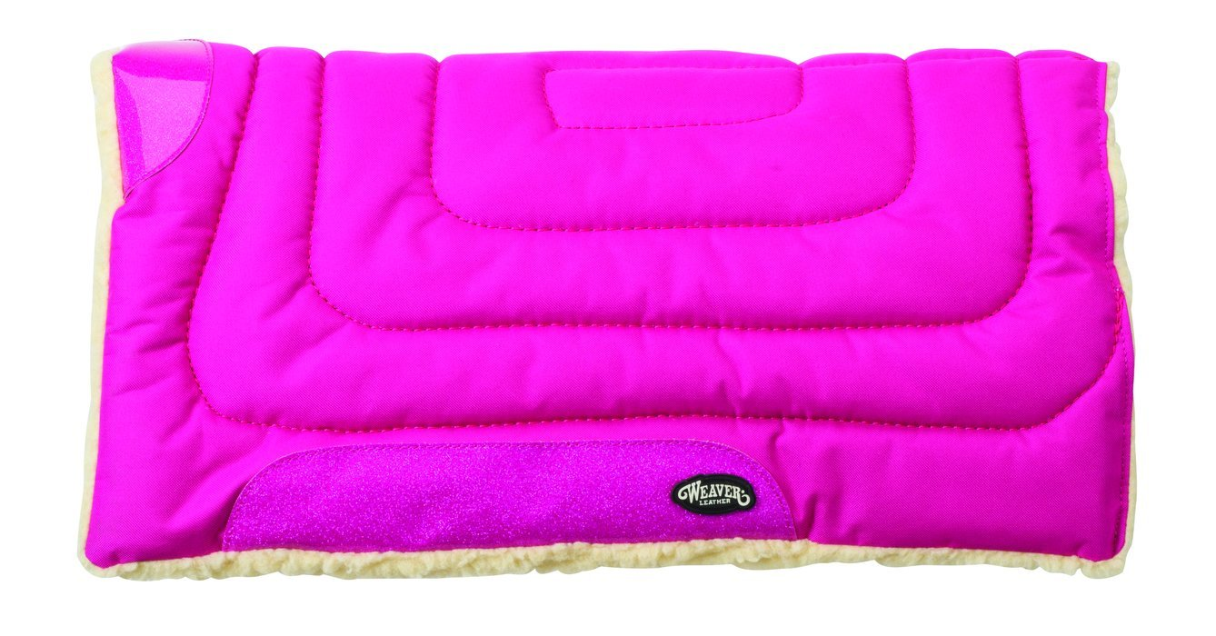 Weaver Leather Synthetic Canvas Saddle Pads