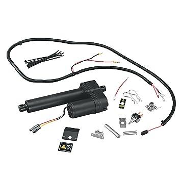amazon com ezgo 74164g02 electric workhorse dump kit garden  ezgo 74164g02 electric workhorse dump kit