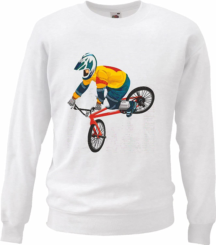 Sudaderas Suéter Ciclismo DE Bicicleta BMX Freestyle Motocross ...