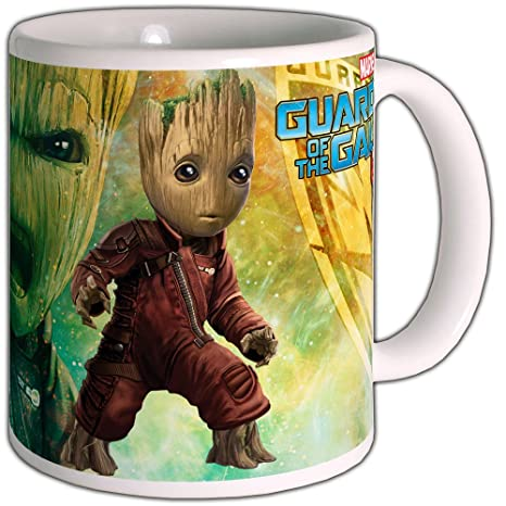 c82c10d4f55f Mug quot Baby Groot Ravager quot  (Marvel Les Gardiens de la Galaxie ...