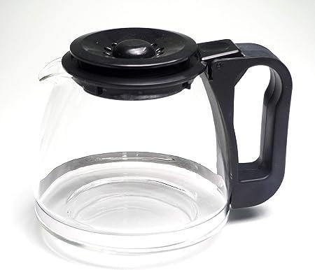 Sanfor Jarra universal de vidrio para cafetera eléctrica ...