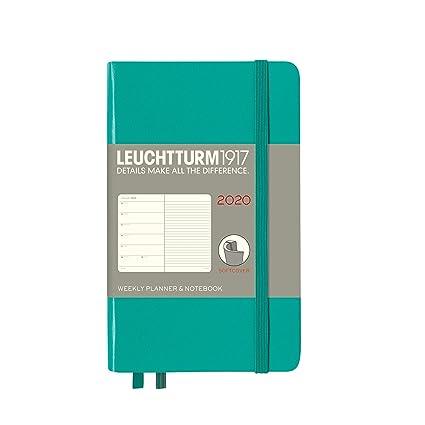 LEUCHTTURM1917 359966 Agenda semana vista & Libreta tapas ...