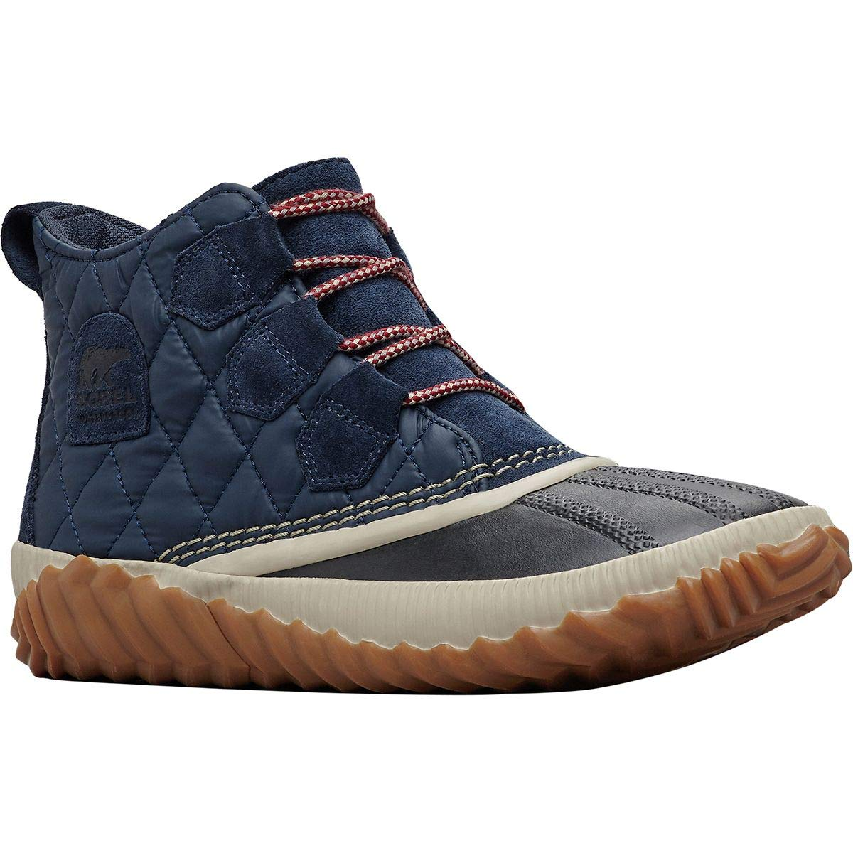 4d8b493d216 SOREL Women s Out  N About¿ Plus Collegiate Navy Suede Combination 5 B US   Amazon.co.uk  Shoes   Bags