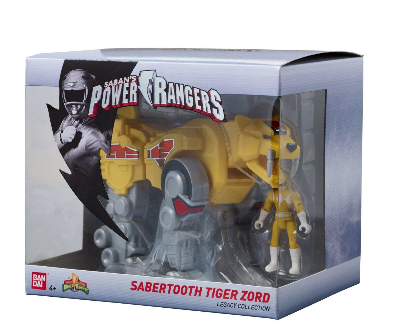 Power Rangers Mighty Morphin Tyrannosaurus Large Zord Action Figure Tyrannosaurus Zord Bandai America Incorporated 40311