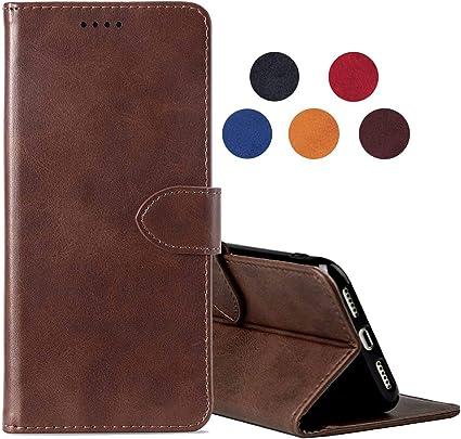 Per vari telefoni Cubot-Carta Portafoglio di Pelle con Supporto Magnetico Cover Custodia Flip