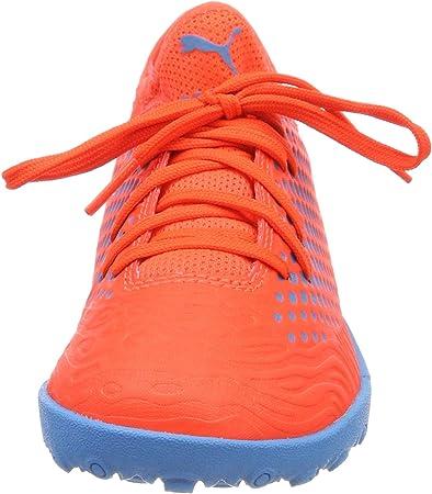 PUMA Future 19.4 TT Jr, Zapatillas de Fútbol para Niños