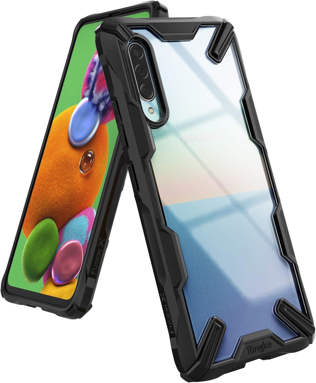 Ringke Fusion-X Diseñado para Funda Galaxy A90 Transparente al ...