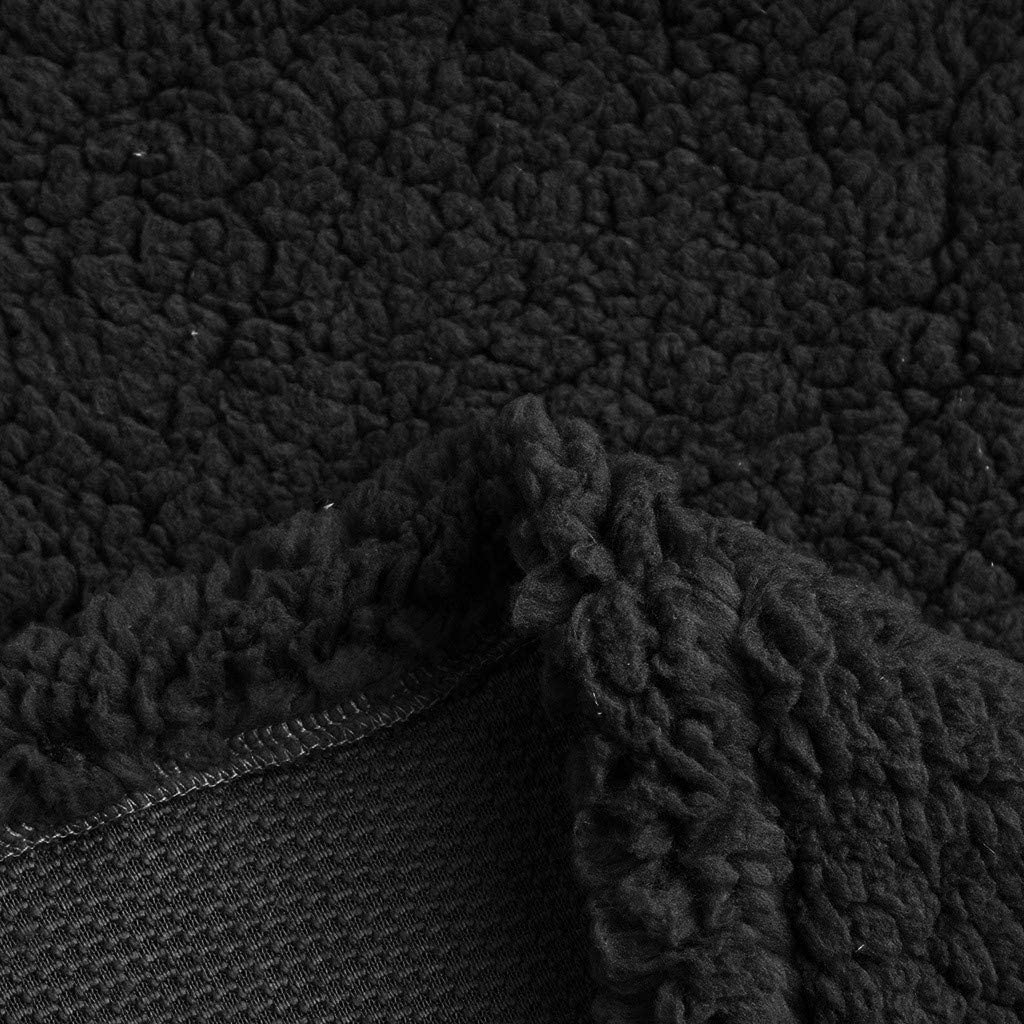 2DXuixsh Womens Faux Fur Jacket Shaggy Cardigan Winter Fleece Coat Outwear Shearling Jacket