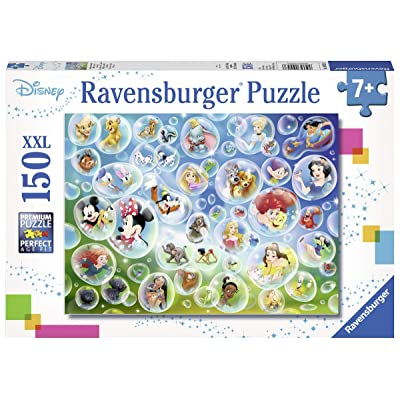 Ravensburger 10053 Disney Pixar Bubbles - 150 Piece Jigsaw Puzzle for Kids – Every Piece is Unique, Pieces Fit Together Perfectly, Multicolor: Toys & Games