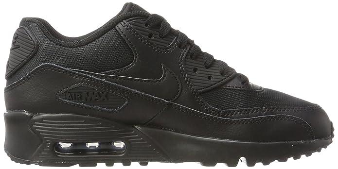 Nike Boy's Air Max 90 Mesh Sneaker
