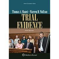 Trial Evidence (Aspen Coursebook)