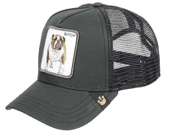 Goorin Bros. - Cappellino da baseball - Uomo nero verde Taglia unica   Amazon.it  Abbigliamento 45143485027d